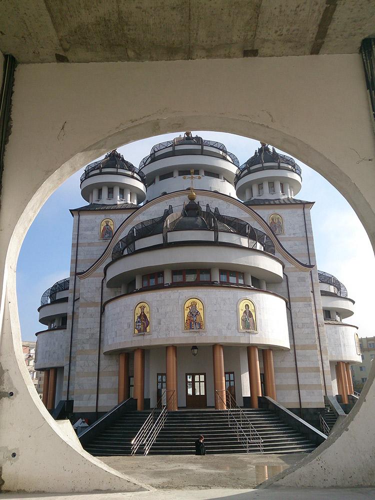 Петропавловский Православный Собор, Миовень