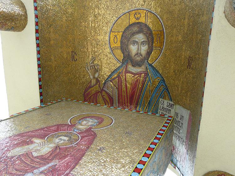 Тулча - Монастырь Саон, Никулицел