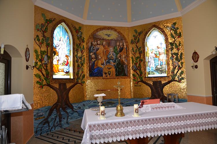 Путна - Римско-Католическая Церковь Сошествие Святого Духа