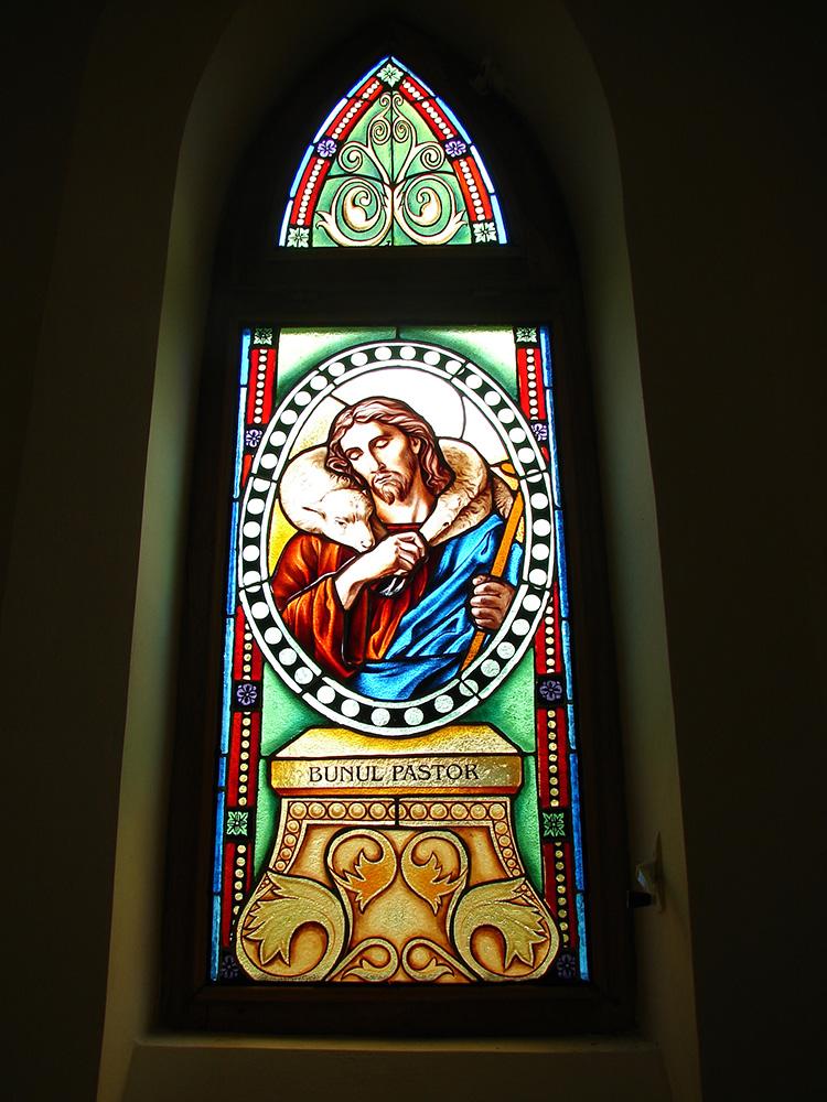 Бузэу - Римско-Католическая Церковь Святого Иосифа