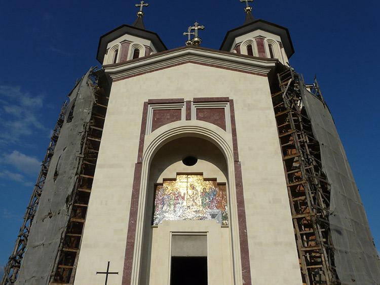 Воскресенский Епископальный Собор, Орадя