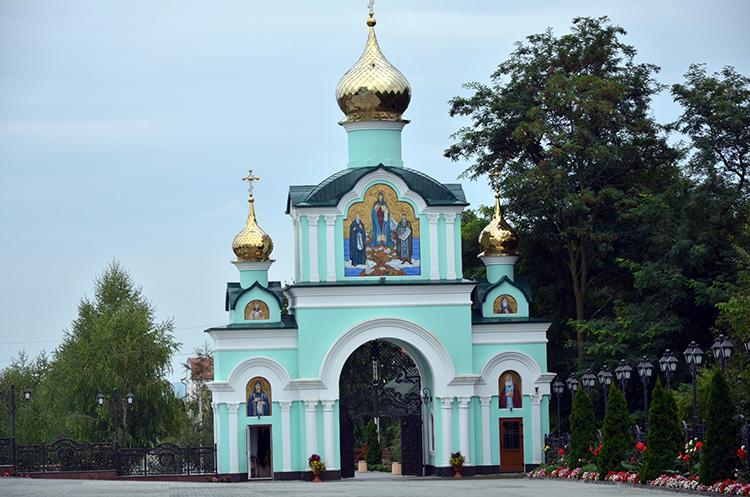 Украина - Банченский Монастырь