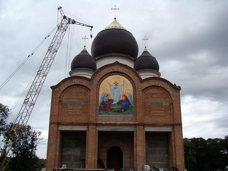 Республика Молдова - Монастырь Святой Марфы и Марии