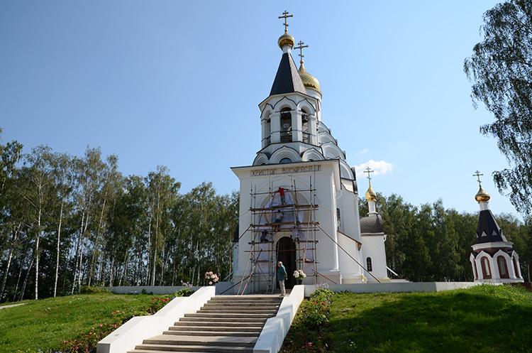 Москва - Церковь Святого Николая