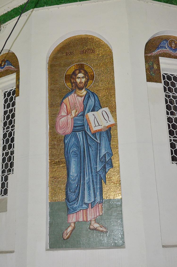 Бакэу - Церковь Святого Великомученика Георгия Победоносца
