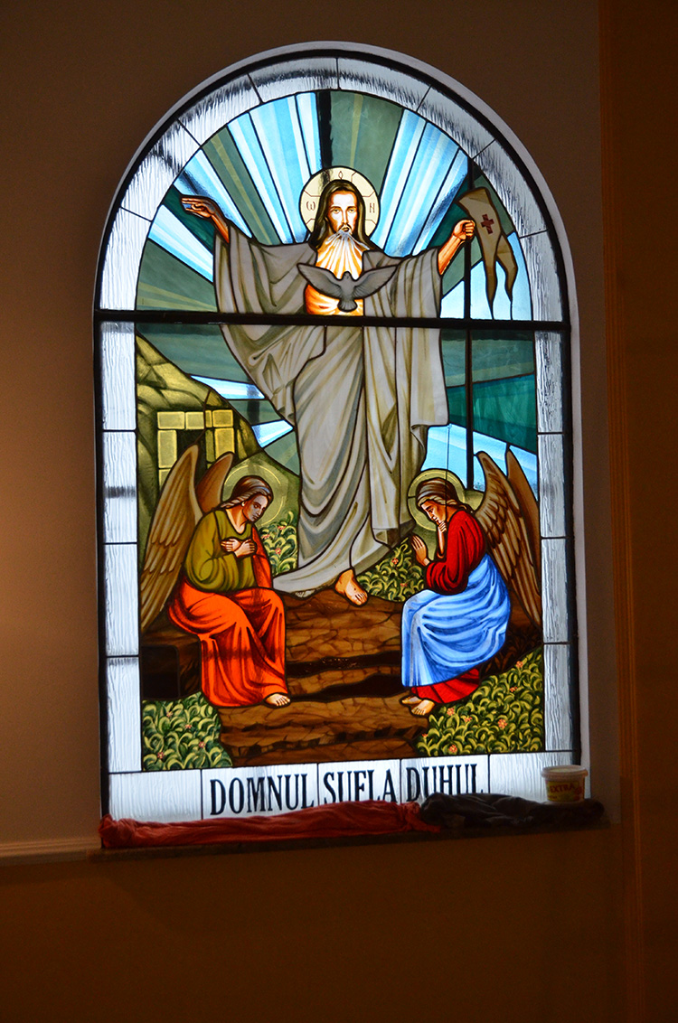Сучевица - Капелла Воскресения Римско-Католической кладбище, Воеводяса