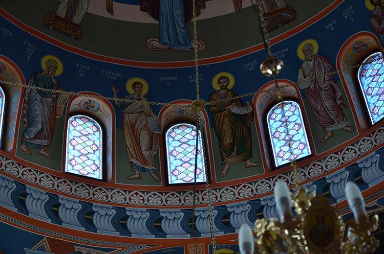 Орадя - Греко-Католическая Церковь Вознесение, Дечебал