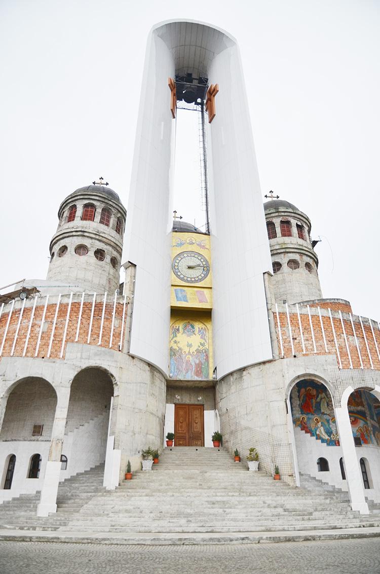Вознесенский Епископальный Собор, Залэу