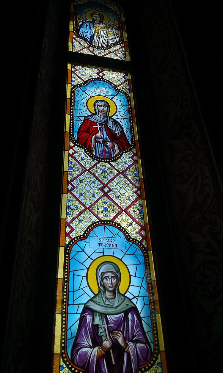 Рэдэуць - Монастырь Богдана