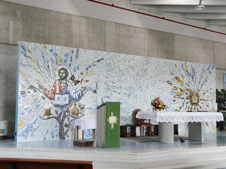 Италия - Римско-Католическая Церковь Монтегрото