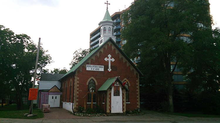 Канада - Святого Апостола Андрея Румынская Православная Церковь, Миссиссауга Онтарио