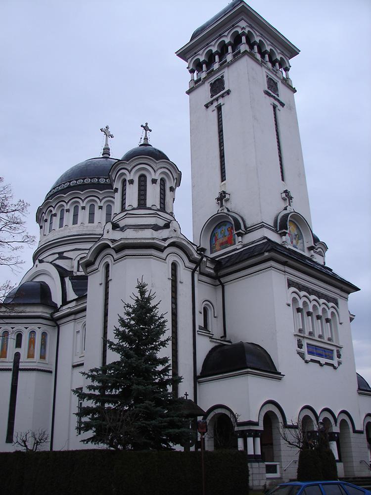 Сигишоара - Свято-Троицкий Православный Собор