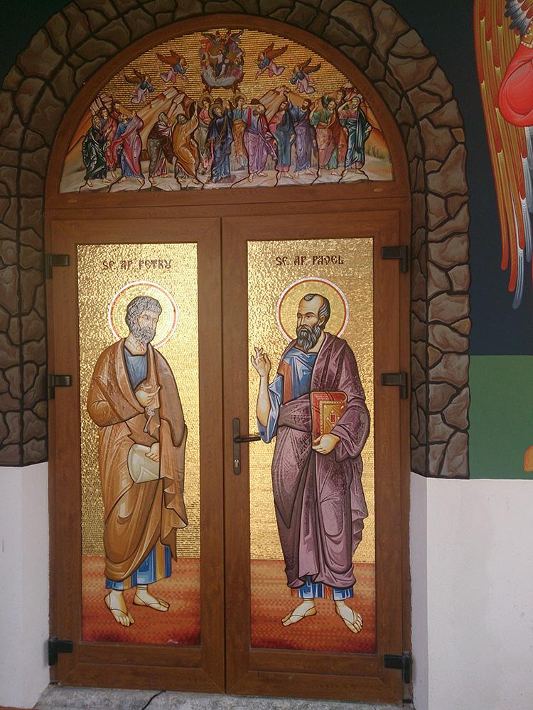 Брашов - Монастырь Старого Стиля, Брэдет