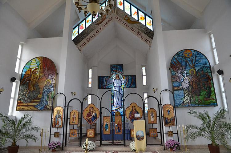 Греко - Католическая Церковь Сомкуца Маре