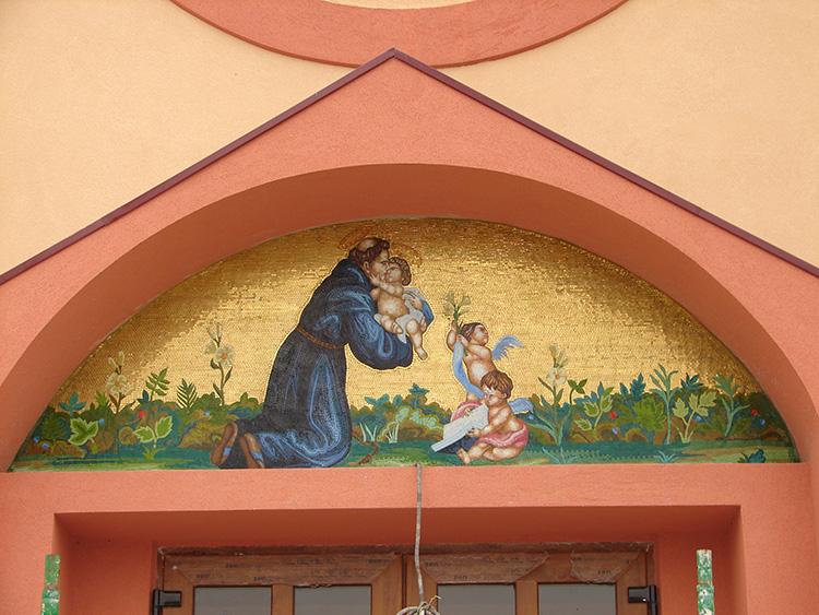 Бакэу - Церковь Святого Антония Падуанского от Францисканский Провинциальный Курии
