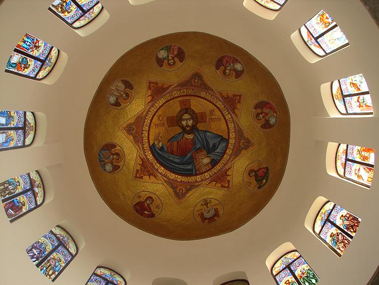 Арджеш - Тополовень - Церковь Святого Георгия