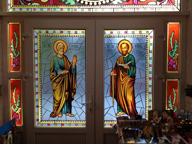 Сучава - Церковь, Бороая