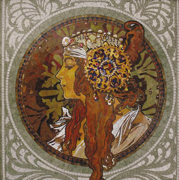 Византийская Лицо