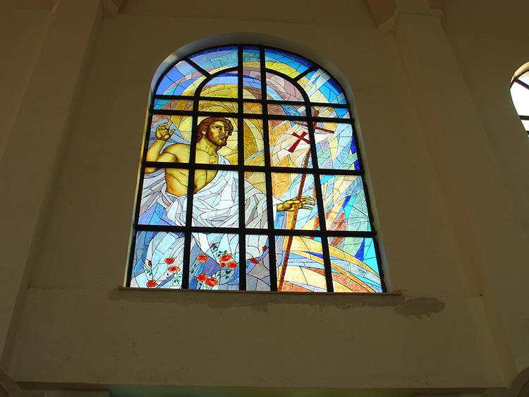 Бакэу - Римско-Католическая Церковь Пресвятого Иеремия